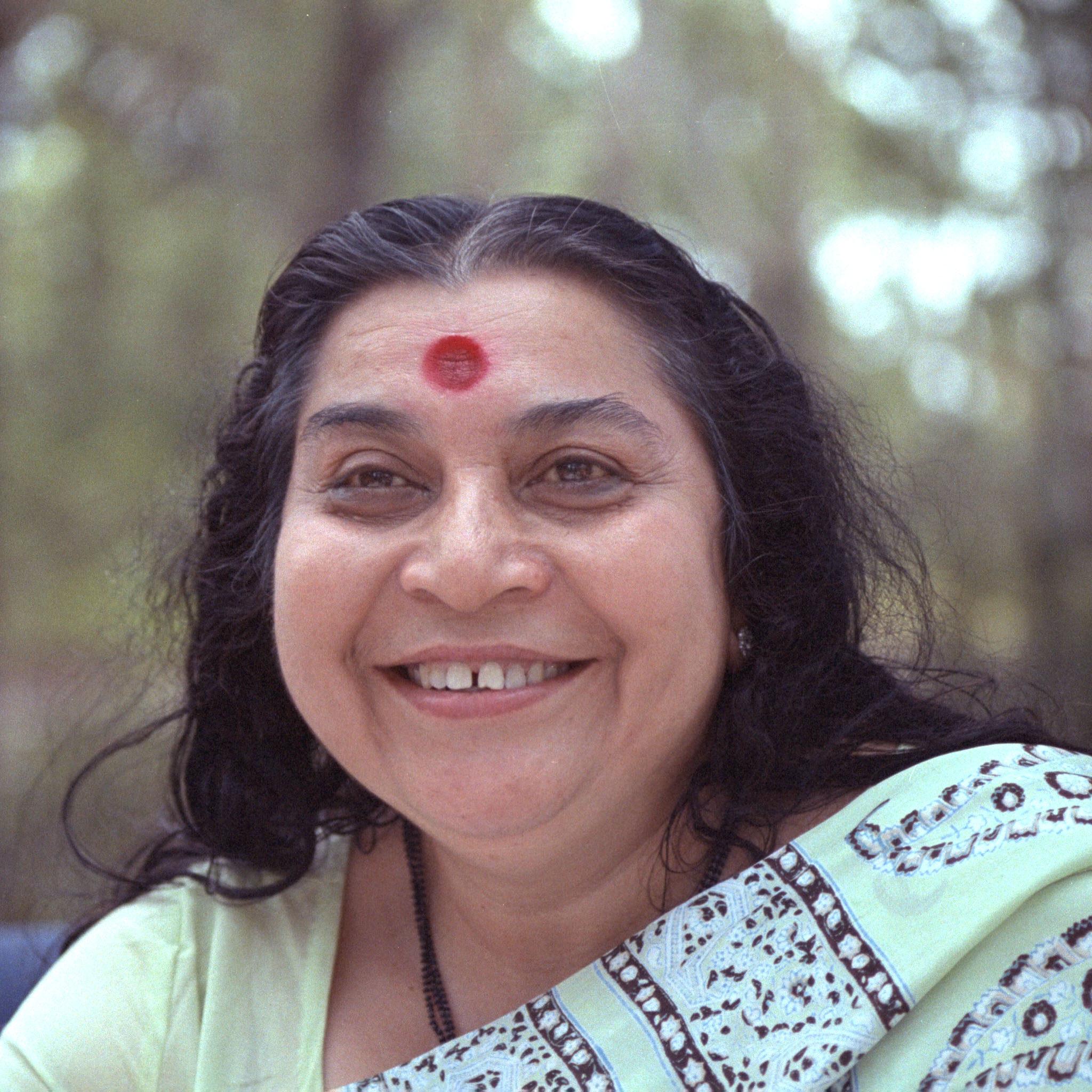 Shree Mataji Nirmala Devi